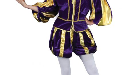 elf pomočnik kostum