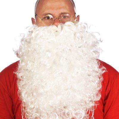 brada z dedka mraza