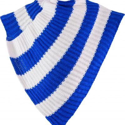 poncho pleteni