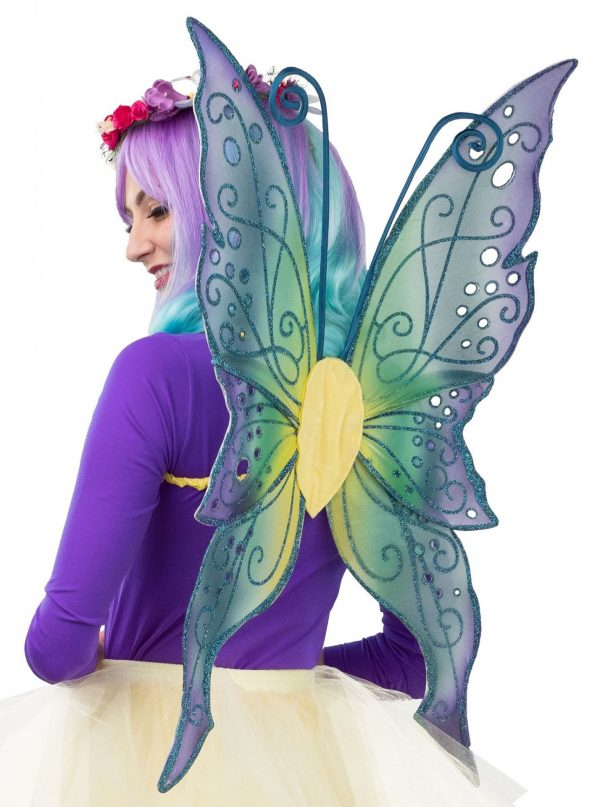 krila metulj