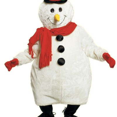 maskota snežak