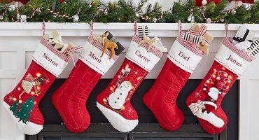 prodaja božičnih nogavic